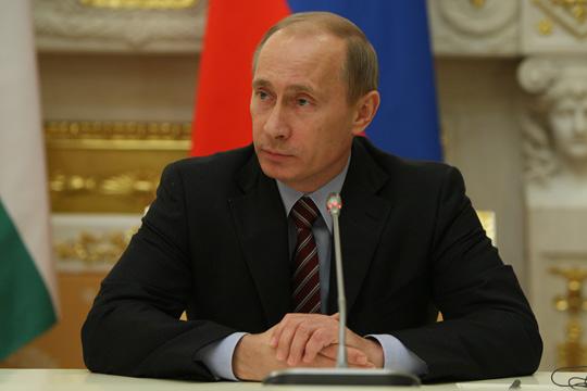 Каким должен быть будущий президент Российской Федерации, поведал Владимир Путин