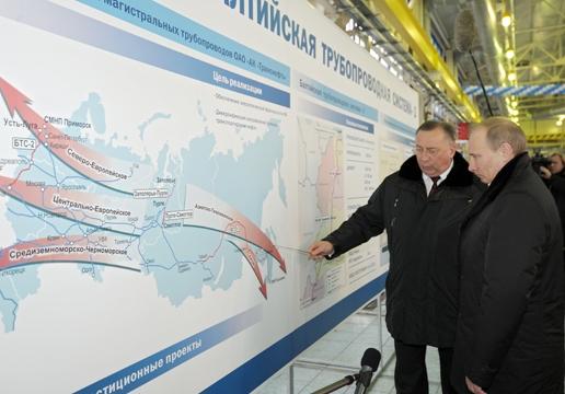Балтийской трубопроводной