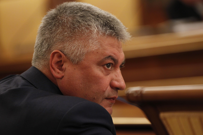 Vladimir Kolokoltsev today 19