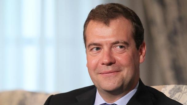 Медведев уличил Путина во лжи