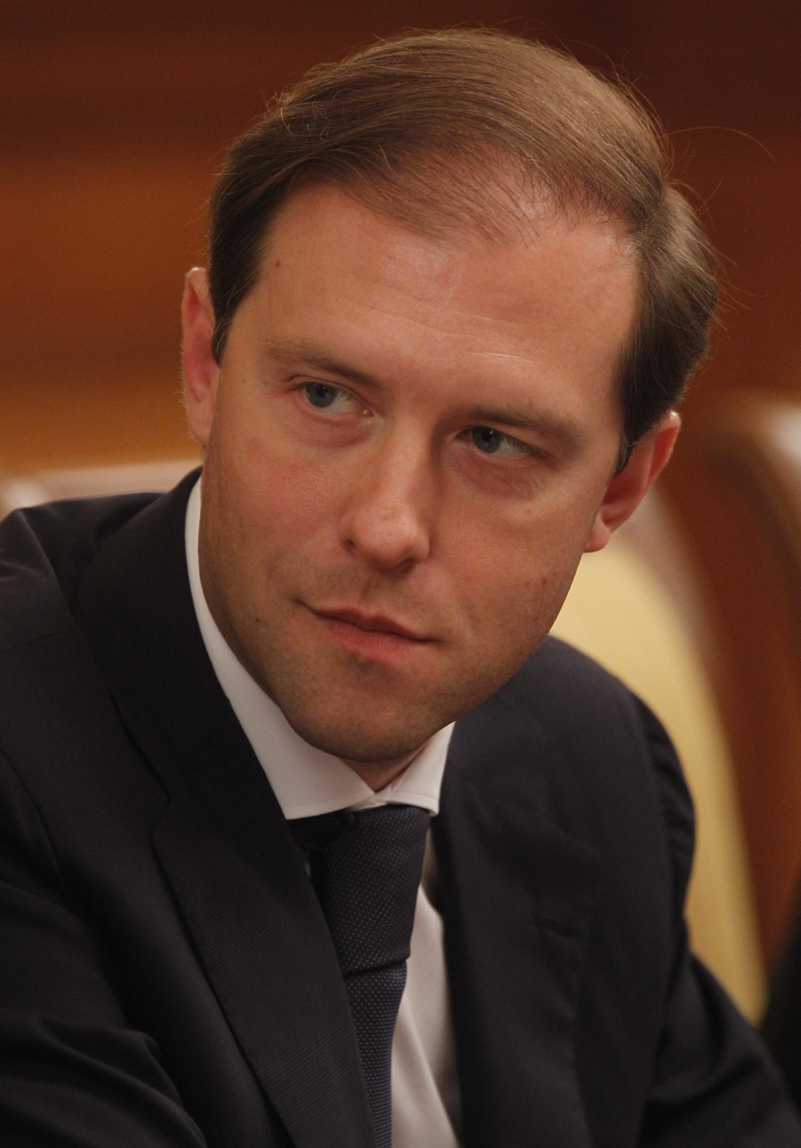 File:Denis Manturov, July 2012...